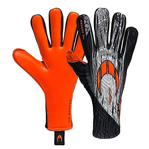 Ho Soccer Phenomenon Magnetic II Orange Shadow Guantes de Portero, Unisex Adulto, Negro/Naranja, 9,5