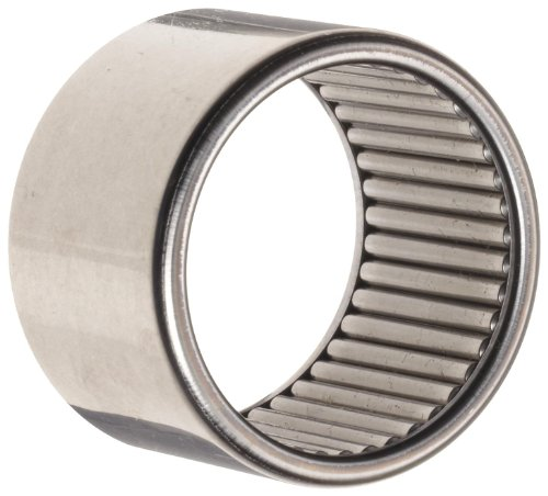 """Koyo BH-1620 Needle Roller Bearing, Full Complement Drawn Cup, Open, Inch, 1"""" ID, 1-5/16"""" OD, 1-1/4"""" Width, 5200rpm Maximum Rotational Speed"""