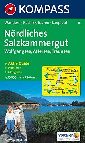 Nrdliches Salzkammergut: Wolfgangsee, Attersee, Traunsee. Wander ...
