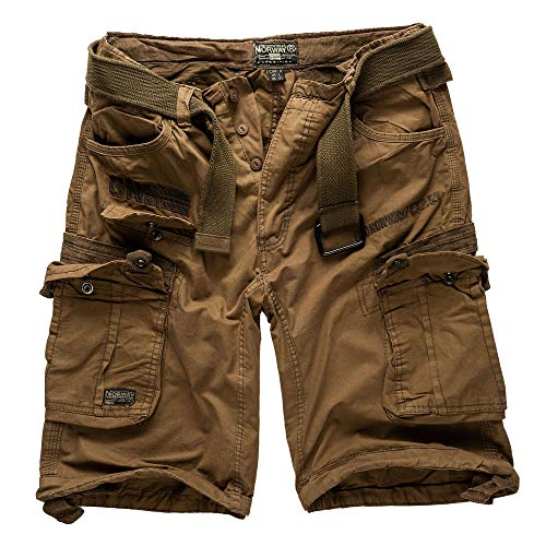 Geographical Norway Cargo Shorts Hunter...