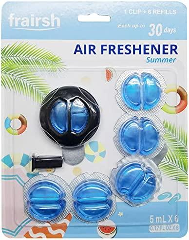 Top 10 Best essential oil car air freshener Reviews