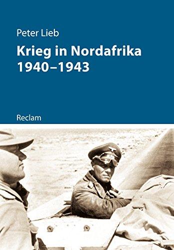 Krieg in Nordafrika 1940–1943: Reclam – Kriege der Moderne