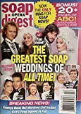 SOAP OPERA DIGEST MAGAZINE - JUNE 15, 2020 - THE GREATEST SOAP WEDDING OF ALL TIME!
