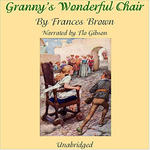 Granny's Wonderful Chair cover art
