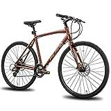 Hiland Road Hybrid Bike Urban City...