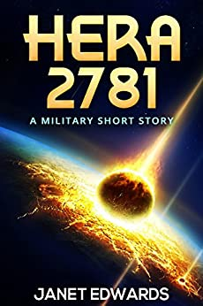 Hera 2781: A Military Short Story by [Janet Edwards]
