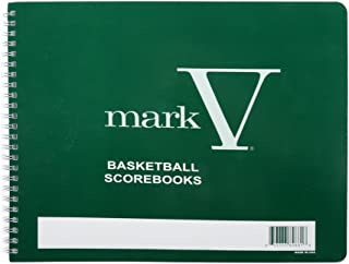 Rawlings Scoremaster Mark V Basketball Scorebook