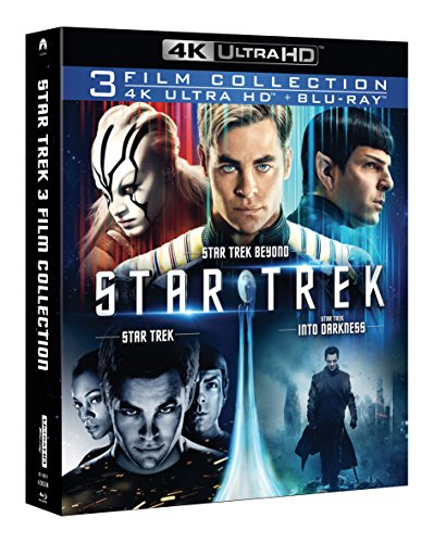 Star Trek Collection (Box 3 4K+Br)