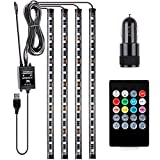Speclux LED Auto Innenbeleuchtung, 72 LED Auto...