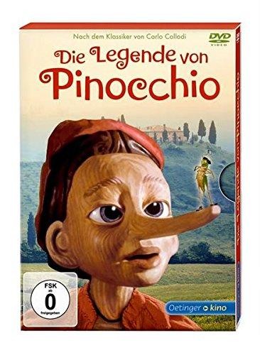 Die Legende von Pinocchio (nur für den Buchhandel)