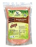 Natural Healthlife Care 100% Pure Natural Manjistha Root Powder(Rubia Cordifolia/Indian Maddar) 227 g / 8 OZ / 1/2 lb by Natural Healthlife Care