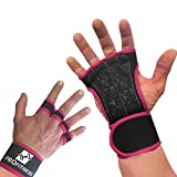 ProFitness Neoprene Workout Gloves with Silicone Non-Slip Grip –...