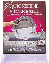 Quickshine Silver Bath - Producto para limpiar la plata