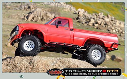 RC4WD Trail Finder 2 RTR Mojave II Body Set