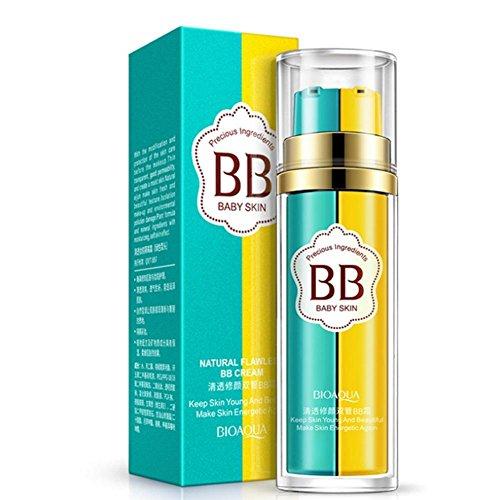 BB Cream, 2 1 piel blanqueadora BB crema agua,Hidrata