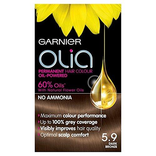 Garnier Olia Permanent Haar Farbe 5,9Bronze dunkel