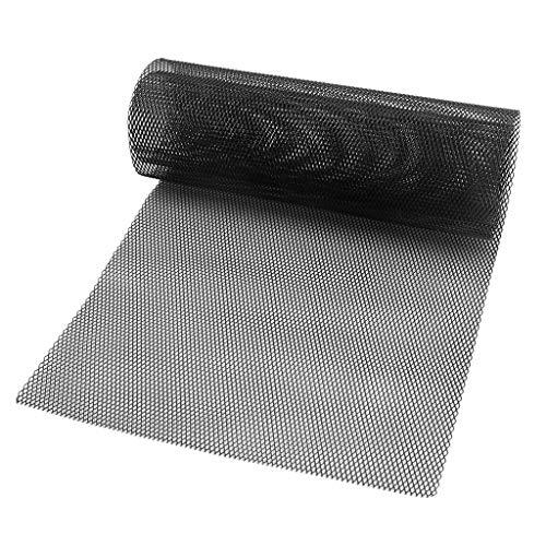 1M Aluminium Kühlergrill Wabenplatte Wabengitter Honeycomb Stoßstange grob