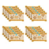 Marca Amazon – Happy Belly – Galletas de espelta con 5 cereales, 4 x 190 g