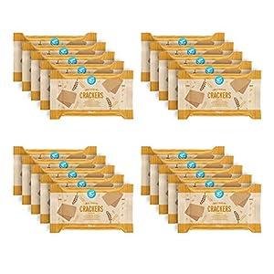 Marca Amazon – Happy Belly – Galletas de espelta con 5 cereales, 4 x 190g
