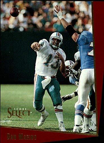 1993 Select #16 Dan Marino NFL Football Trading Card