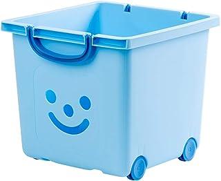 Boîte de rangement XIAOXIAO, Panier De Rangement Et De Rangement pour Jouets pour Enfants, pour Vêtements en Plastique, po...