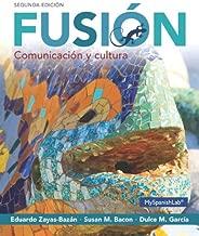Fusión: Comunicación Y Cultura Plus Myspanish Lab with Pearson Etext---Access Card Package (One Semester Access)