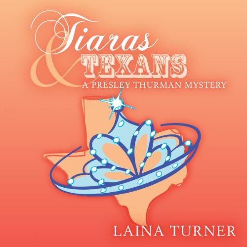 Tiaras & Texans audiobook cover art