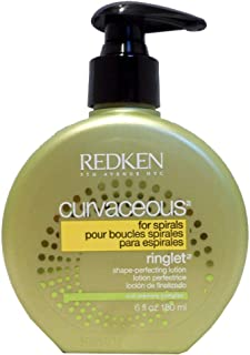 Redken Redken curvaceous ringlet anti-frizz perfecting hair treatment lotion, 6 oz, 6 Ounce