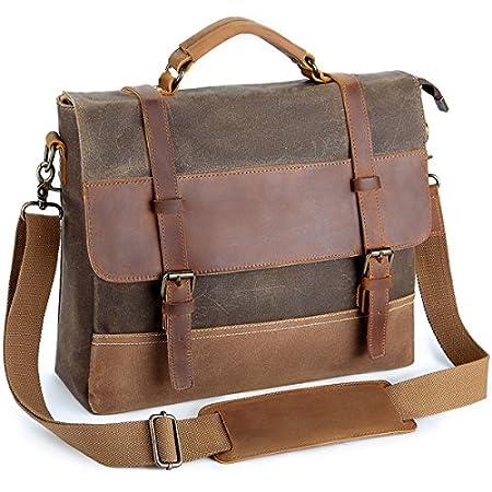 cdab2a4a0 #1 TOCODE Men's Messenger Water Resistant Shoulder Bag