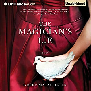 The Magician's Lie cover art