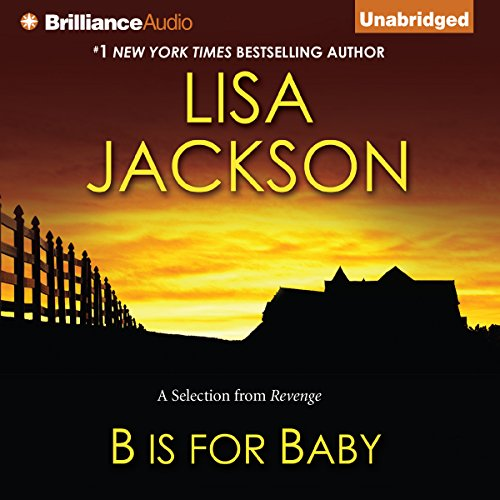 B Is for Baby audiobook cover art