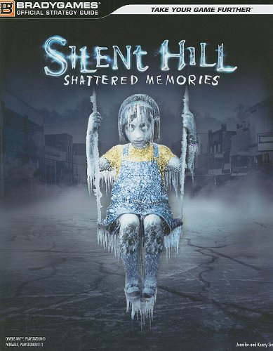 Silent Hill Shattered Memories Official Strategy Guide