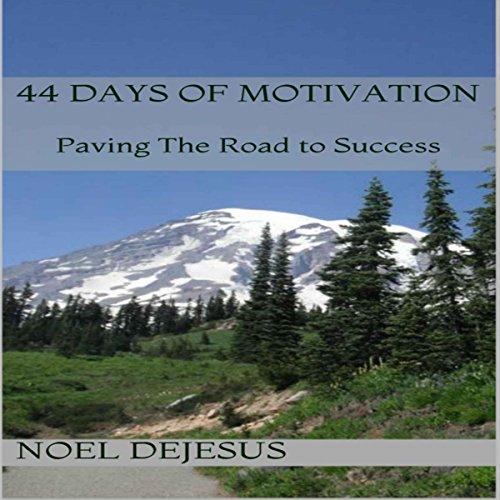 44 Days of Motivation Titelbild