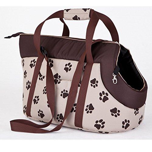 N TOR bwl4 HOBBYDOG R2 Bag Sac de transport pour chien et chat de transport Sac de transport pour chien chat Sac de Transport Sac Boîte de transport (3 tailles) (R2 (25 x 43 cm))