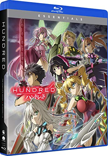 HUNDRED CS ESS BD+FD [Blu-ray]