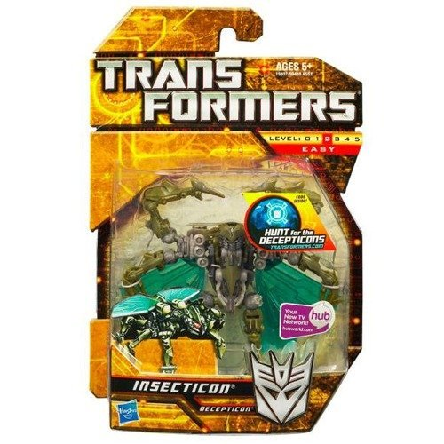 Transformers Scout Class Figure - Insecticon