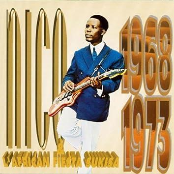 Nico & L'African Fiesta Sukisa (1968-1973)
