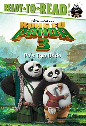 Po's Two Dads (Kung Fu Panda 3 Movie)