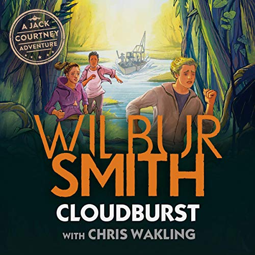 Cloudburst cover art