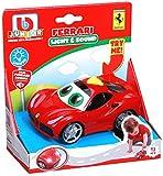 Bburago Maisto France – 81000 – Fahrzeug Baby Ferrari Sound und Licht – Modell zufällig