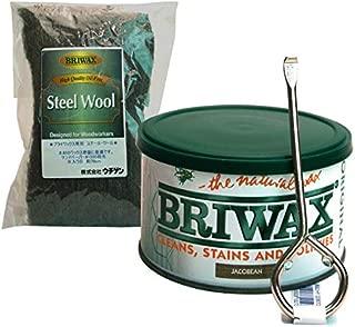 BRIWAX ブライワックス 塗装セット (オリジナル(400ML), 13:チーク)