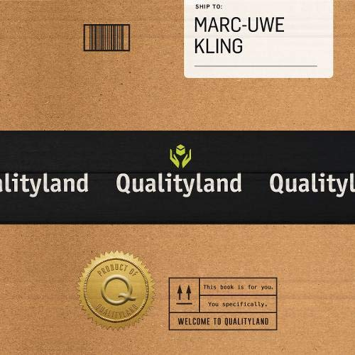 QualityLand cover art