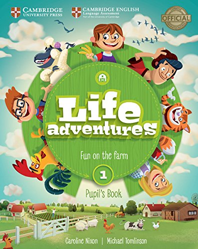 Life Adventures Level 1 Pupil's Book: Fun on the Farm
