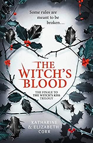 book cover of The Witch\'s Blood