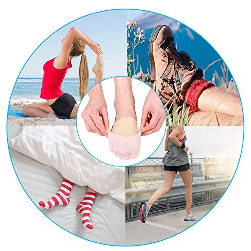 Corrector de juanetes Hallux Valgus, corrector de juanetes flexible, estiramiento cómodo para mujeres y hombres