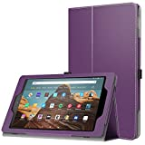 MoKo Case for All-New Amazon Fire HD 10 Tablet (7th