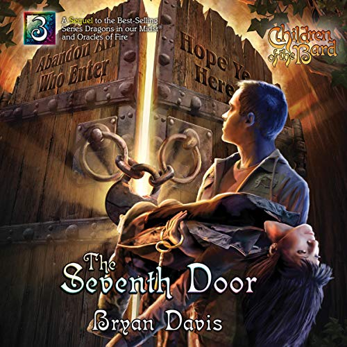 The Seventh Door audiobook cover art