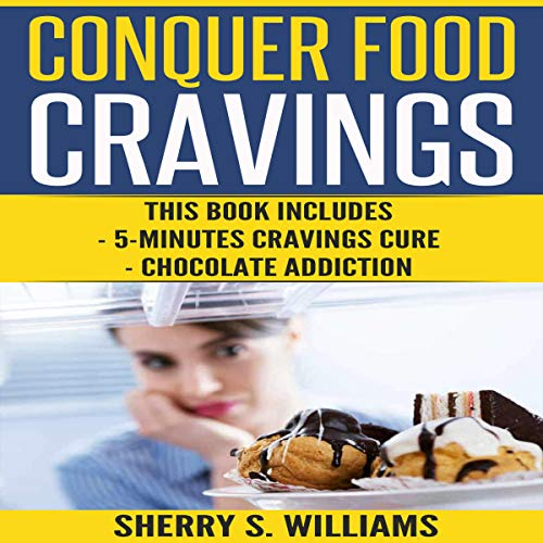 Conquer Food Cravings audiobook cover art