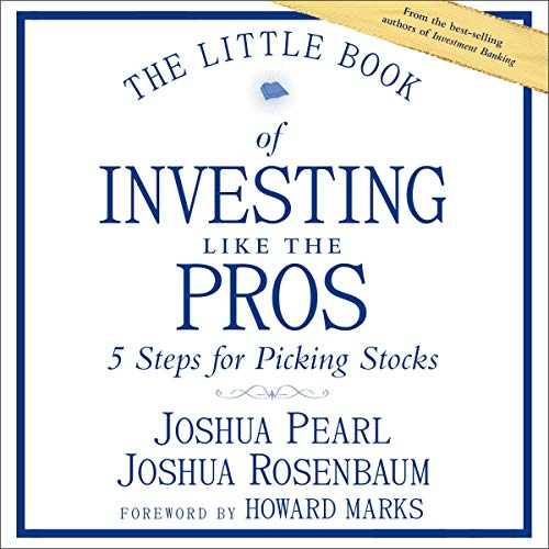 The Little Book of Investing Like the Pros  By  cover art