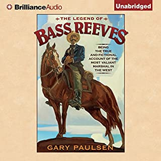The Legend of Bass Reeves cover art